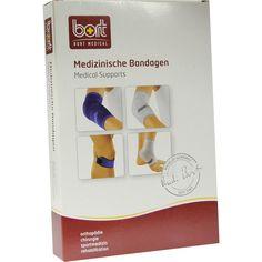 BORT KubiTal Ellenbog.Polst.Bandage large blau:   Packungsinhalt: 1 St Bandage PZN: 00945261 Hersteller: Bort GmbH Preis: 43,97 EUR inkl.…