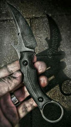 Bastinelli Knives 15 Picolomako Fixed Blade Knife