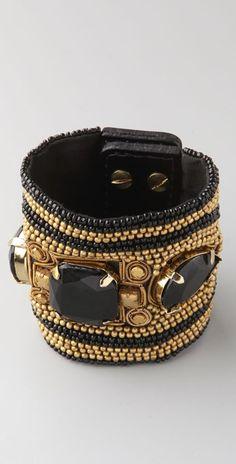 Fiona Paxton, beaded necklace, fashion bracelet, beaded bracelet,celebrity jewelry