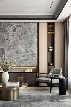 Living Tv, Living Room Modern, Living Room Interior, Living Room Designs, Luxury Home Decor, Luxury Interior, Interior Architecture, Interior Design Presentation, Office Interior Design