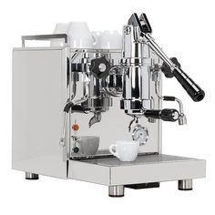 Designed to combine traditional manual brewing with modern technology and engineering, the Profitec Pro 800 is a throwback inspired by lever operated espresso machines.