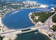 Puente de La Barra - Punta del Este - Maldonado - Uruguay