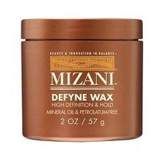Mizani Defyne Wax 2 oz $8.18   Visit www.BarberSalon.com One stop shopping for Professional Barber Supplies, Salon Supplies, Hair & Wigs, Professional Products. GUARANTEE LOW PRICES!!! #barbersupply #barbersupplies #salonsupply #salonsupplies #beautysupply #beautysupplies #hair #wig #deal #promotion #sale #mizani #defyne #wax