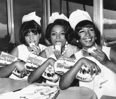 the supremes in 1960 | products in the 1960s. In this photo taken in April 1966, the Supremes ...