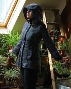 My beautifull new coat (Simplicity pattern)