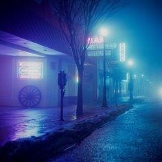 Neon Street | Flickr - Photo Sharing!