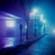 Neon Street | Flickr - Photo Sharing!
