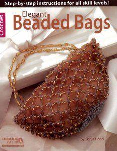 Elegant Beaded Bags [LA5595] - $9.99 : Maggie Weldon, Free Crochet Patterns