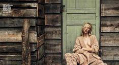 Into The Wild Vogue Paris October 2014