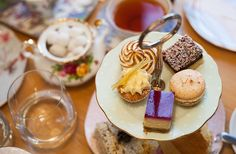 Take a little time out and indulge your sophisticated side with sugar, spice and all things nice at Sydney's finest High Tea establishments. English China, High Tea, Sweet Recipes, Sydney, Panna Cotta, Spices, Teas, Ethnic Recipes, Desserts