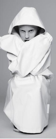 Yo-Landi Visser - Die Antwoord by Pierre Debusschere for Dazed Magazine Die Antwoord, Yolandi Visser, Sixteen Jones, Pierre Debusschere, Dazed Magazine, Fabric Combinations, Straight Jacket, Ethereal Beauty, Cultura Pop