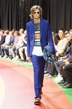 Paul Smith Spring-Summer 2017 - Paris Fashion Week #PFW