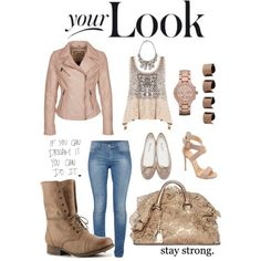 Keep dreaming YOUR look. You'll definitely find it.:)