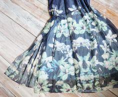 【楽天市場】【再入荷♪8月19日12時&22時より】「mori」青花の神秘に魅せられる。ワンピース:cawaii