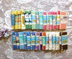 Vintage Rick Rack  Sewing Trim by atopdrawer on Etsy, $26.50