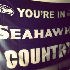 SEAHAWKS COUNTRY