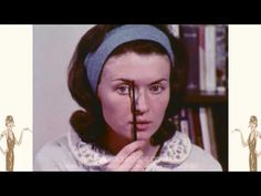 Vintage 1960s Makeup Tutorial Film - YouTube