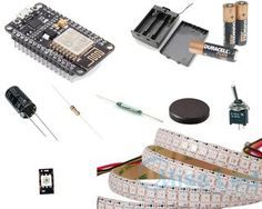 Picture of Components Arduino Projects, New Job, Projects To Try, Bike, Display, Led, Digital, Electronics, Pictures