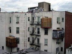 The Urban Sukkah