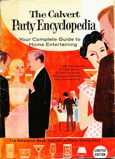 The Calvert Party Encyclopedia by worldofmateo, via Flickr