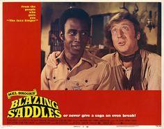 Revisiting Mel Brooks and Richard Pryor's Subversively Brilliant Racial Satire 'Blazing Saddles,' 40 Years Later Blazing Saddles Movie, Gene Wilder Movies, 1970s Movies, The Jazz Singer, Best Screenplay, Richard Pryor, 2 Movie, Famous Faces