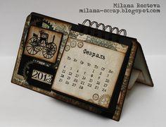 ArtWorks: Мужской календарь и Анонс МК
