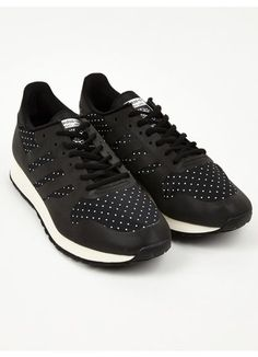 sports shoes 39071 9d00f adidas Originals Mens Black CNTR Weld 84-Lab Sneakers  oki-ni Shoes Nike