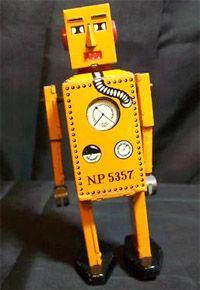 Lilliput Robot, 1938