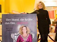 """Mit Yoga hat Bestsellerautorin Susanne Fröhlich ganze 25 Kilo abgenommen. Im Interview erklärt das einstige """"Moppel-Ich"""", wie das genau funktioniert hat."""