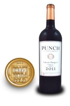 Craft Wine Awards 2014 | Punch Vineyards Cabernet Sauvignon 2011