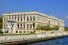 Melhor Hotel - Ciragan Palace Kempinski Istanbul (Istambul, Turquia) - Este hotel foi eleito não som... - Shutterstock