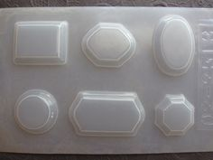 Resin Mold
