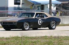 1968 Chevy Camaro #13 Trans Am Series