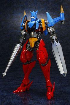 EX Gokin Getter Robo G - Getter Liger