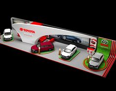"""Check out new work on my @Behance portfolio: """"Toyota Exhibition Design for Dhaka Motor Show  2015""""…"""