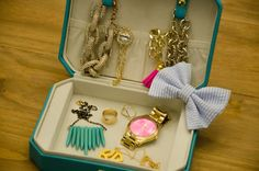 For The Love of Fancy: Turquoise Cases