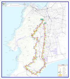 Important points for OMTOM Ultra Marathon entrants: Sport Events, Ultra Marathon, Oceans, South Africa, Map, Maps, Peta