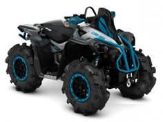 ATV Can-Am  Bombardier Can-Am Renegade 1000 X MR