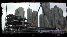 Construção de Edifício de 15 Pisos em 6 dias | EngenhariaCivil.com