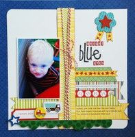 A Project by Becki Adams from our Scrapbooking Gallery originally submitted 09/18/12 at 03:08 PM