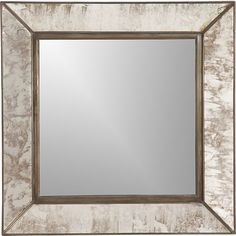 Crate & Barrel Look-Alikes: Save 70.00 @ Home Decorators vs Crate and Barrel Dubois Wall Mirror