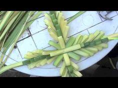 Palm Sunday Cross - YouTube
