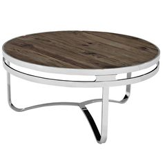 Provision Wood Top Coffee Table - Modway Furniture - $499 - domino.com