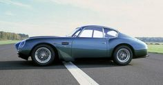 Aston Martin DB4GT Zagato  http://tokyo-bleep.tumblr.com/post/6840575116