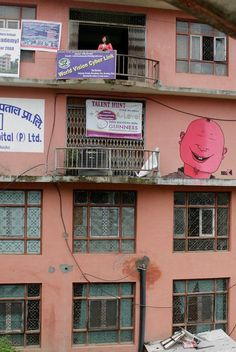 Street Art By Mr. K - Kathmandu (Nepal)