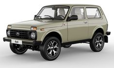 Lada Niva Turns 40 And Gets Special Editions As Part Of The Celebration Europe Car, Microcar, Offroader, 4x4 Trucks, Love Car, Old Cars, Motor Car, Custom Cars, Cars And Motorcycles