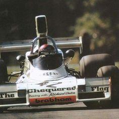 Ian Ashley Brabham BT42B USGP 74
