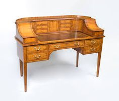 on Pinterest   Writing desk, Furniture storage and Writing bureau
