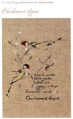 Gallery.ru / Фото #12 - Les Oiseaux - Orlanda 02 of 02
