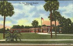 Fish Memorial Hospital, DeLand, FL
